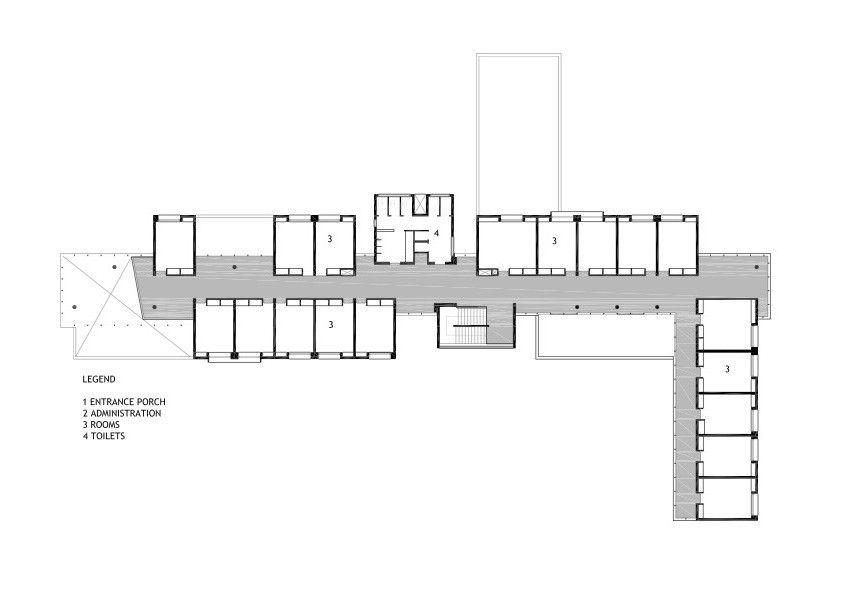 Gallery of Student Hostels / DCOOP 13 Student, Hostel