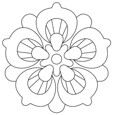 Resultado de imagen para patrones de bordado mexicano | pintura ...