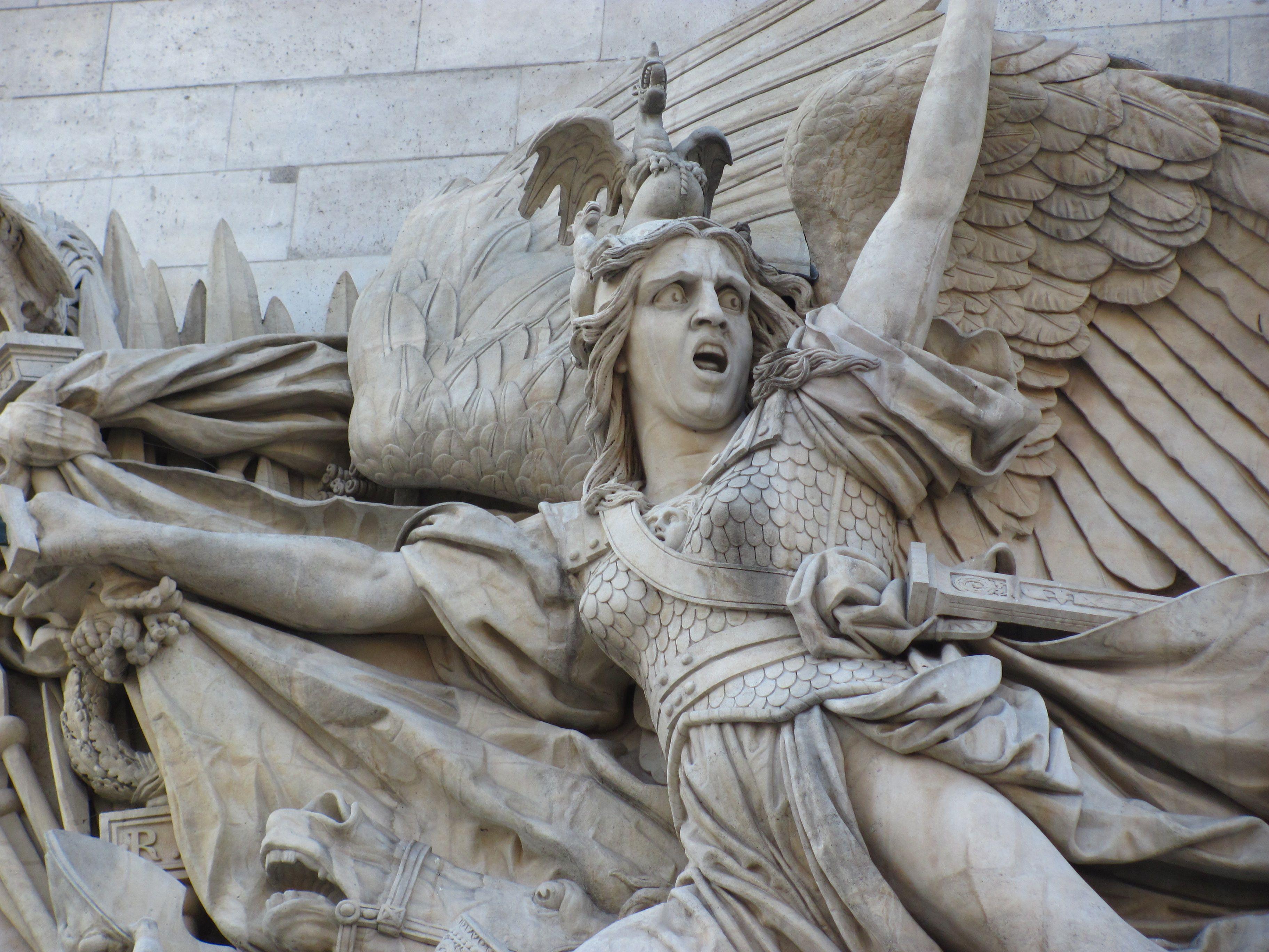 L'Arc de Triumph