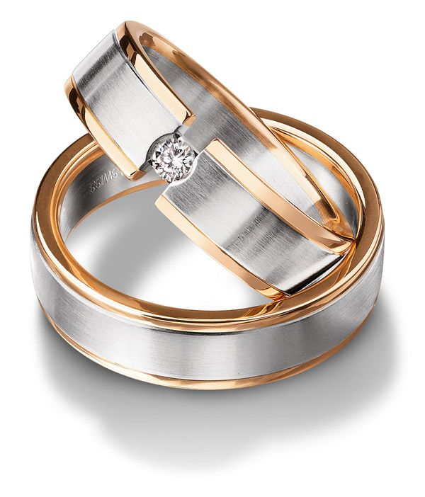 Les Magiques by Furrer Jacot Ladies Diamond Wedding Rings London