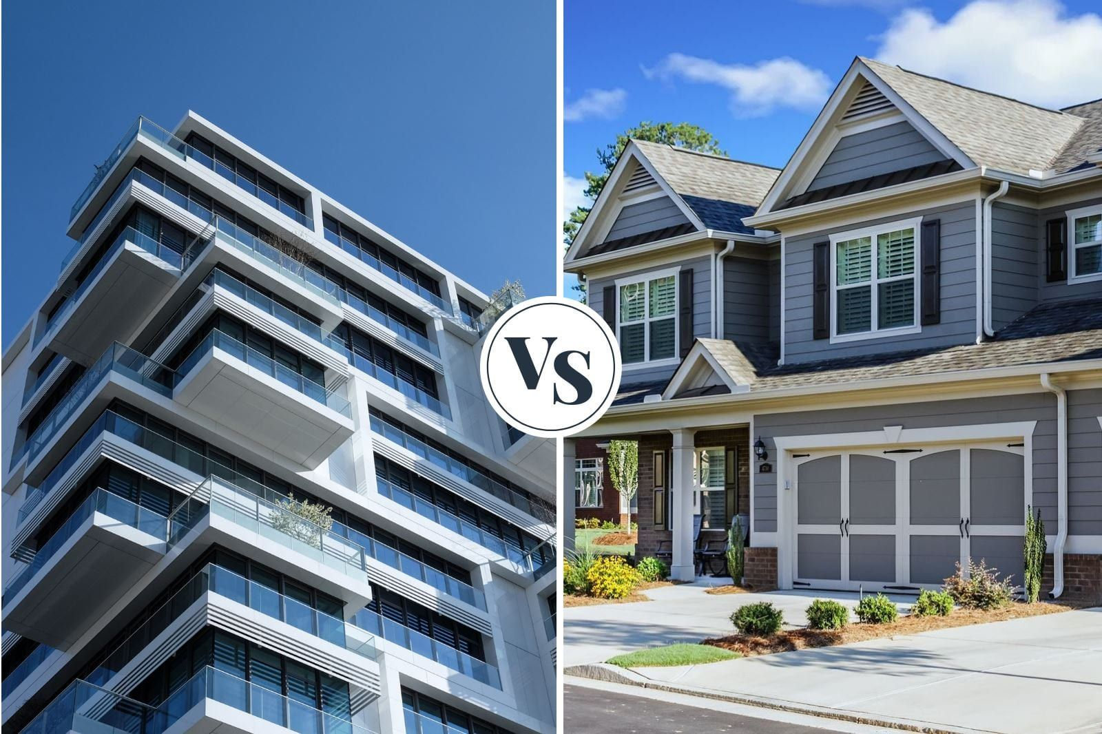 Condo vs townhouse which is the better real estate