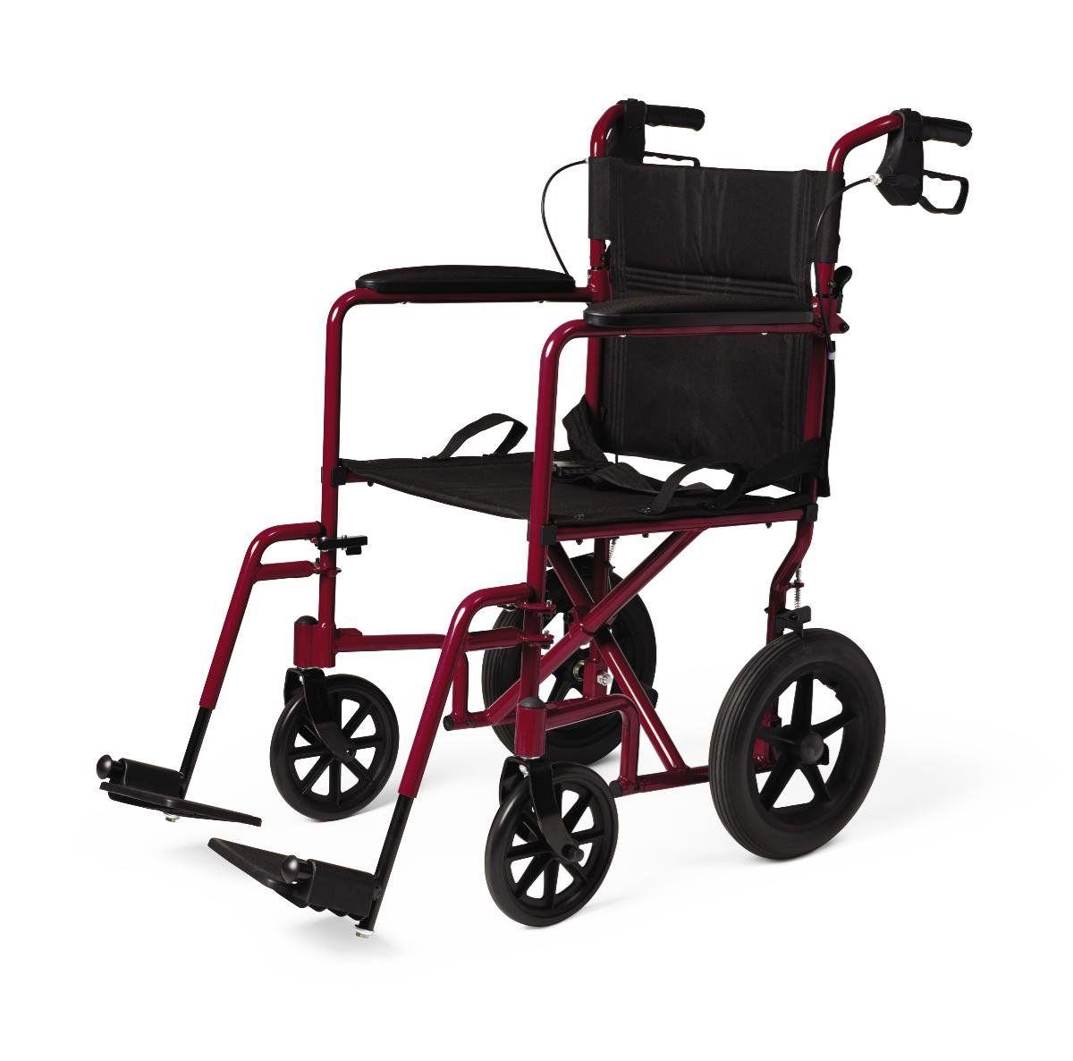 Amazon 122 22 Medline Transport Wheelchair With Brakes