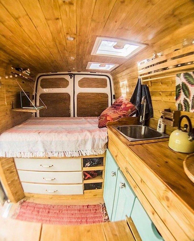 38+ Brilliant Ideas for RVs and Campervan Conversion #rvs