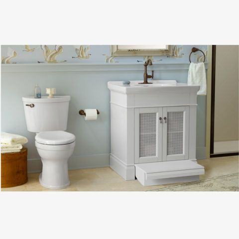 Portsmouth 30 Inch Vanity American Standard Bathroom Vanities Washstands