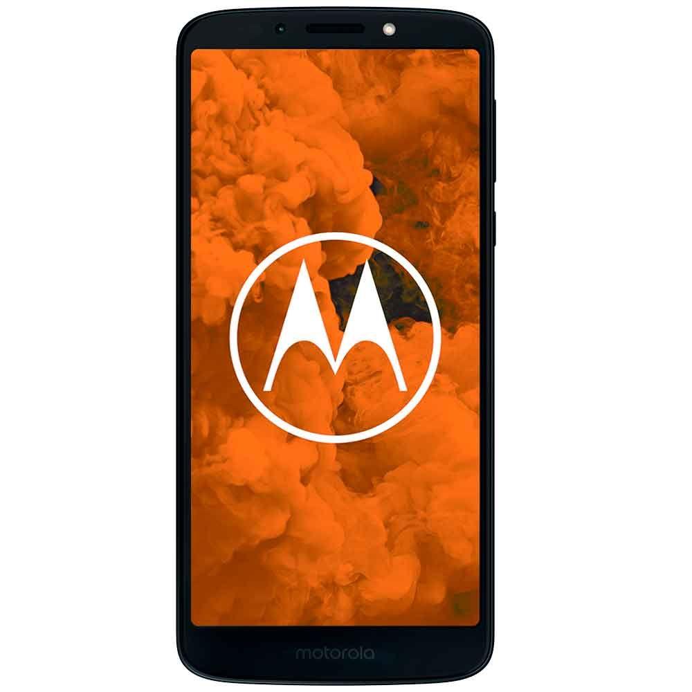 Celular Motorola Moto G6 Play Deep Indigo Electrodomesticos Playa
