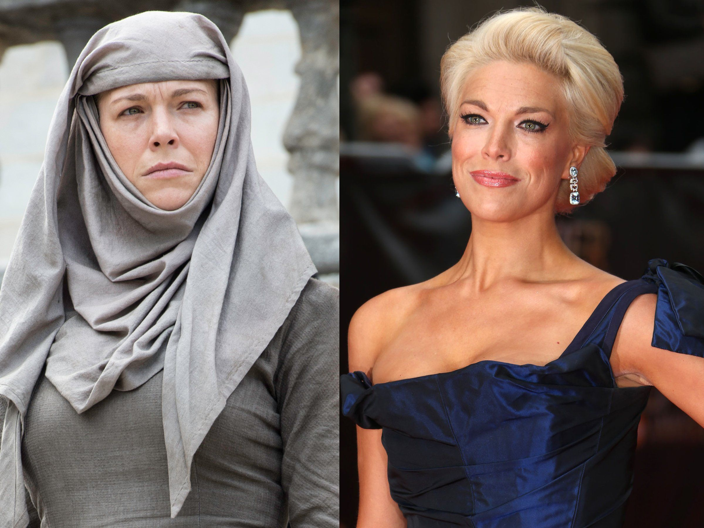 Here's what the entire 'Game of Thrones' cast looks like