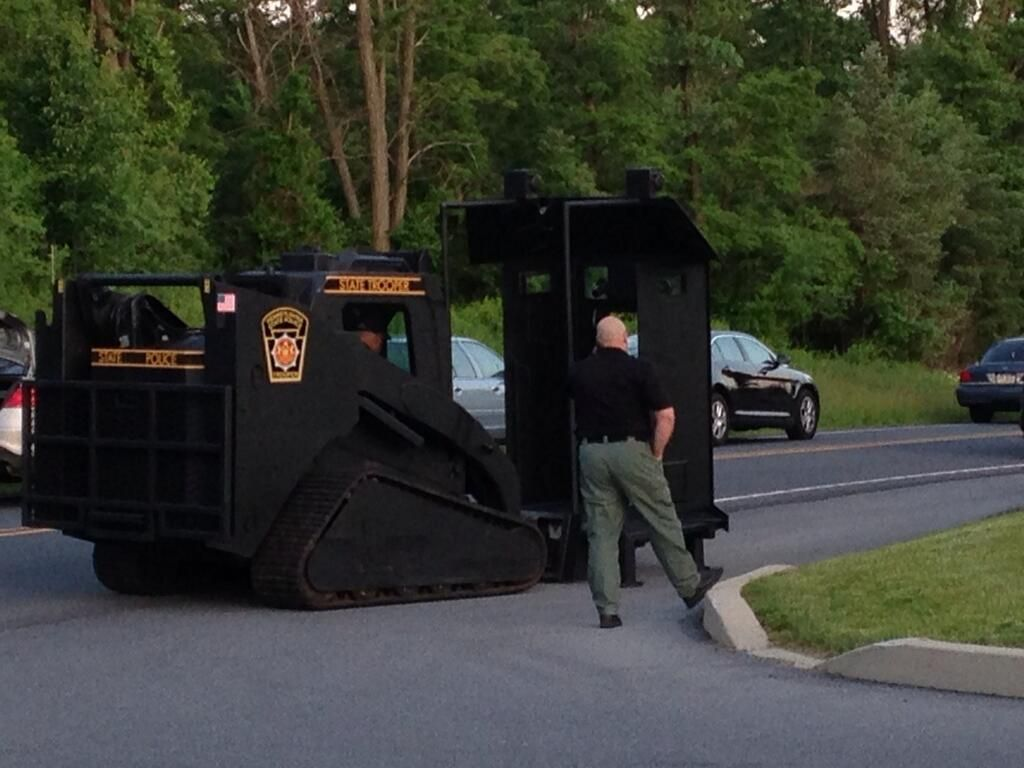 Swat Bobcat Photo Credit Unknown Saw On Twitter Emergency Vehicles Swat Fire Emt