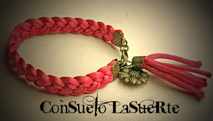 Pulseras Friendship by Consuelo Lasuerte