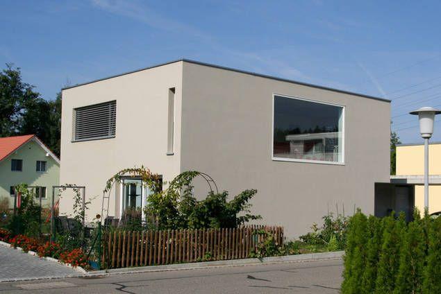 Fabian Evers Architektur. Haus Unimog. Low budget Wohnhaus mit ...