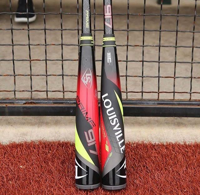 The Louisville Slugger Prime 917 baseball bat offers great pop ... 8d7b6cac5