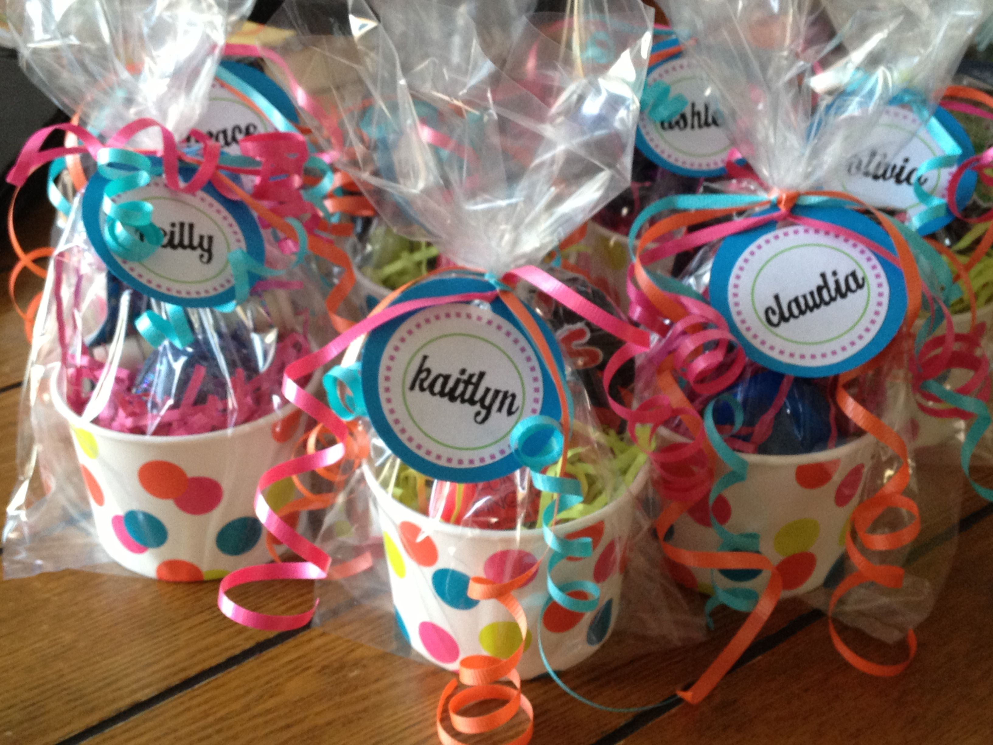 Teen Birthday Party Favors 49