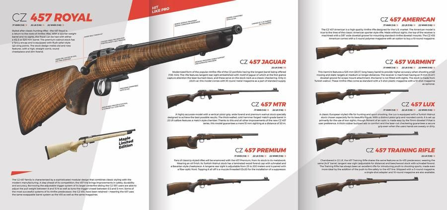 CZ 457 Bolt-Action Rimfire Rifle Officially Unveiled - AllOutdoor