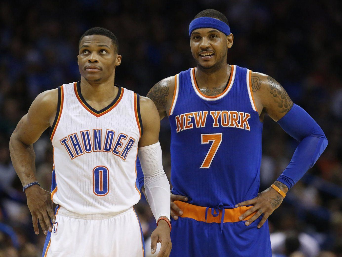 NBA Power Rankings going into training camp New york