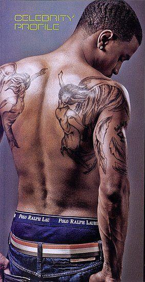 Mr Trey Songz Celebrity Tattoos Trey Songz Trey Songs