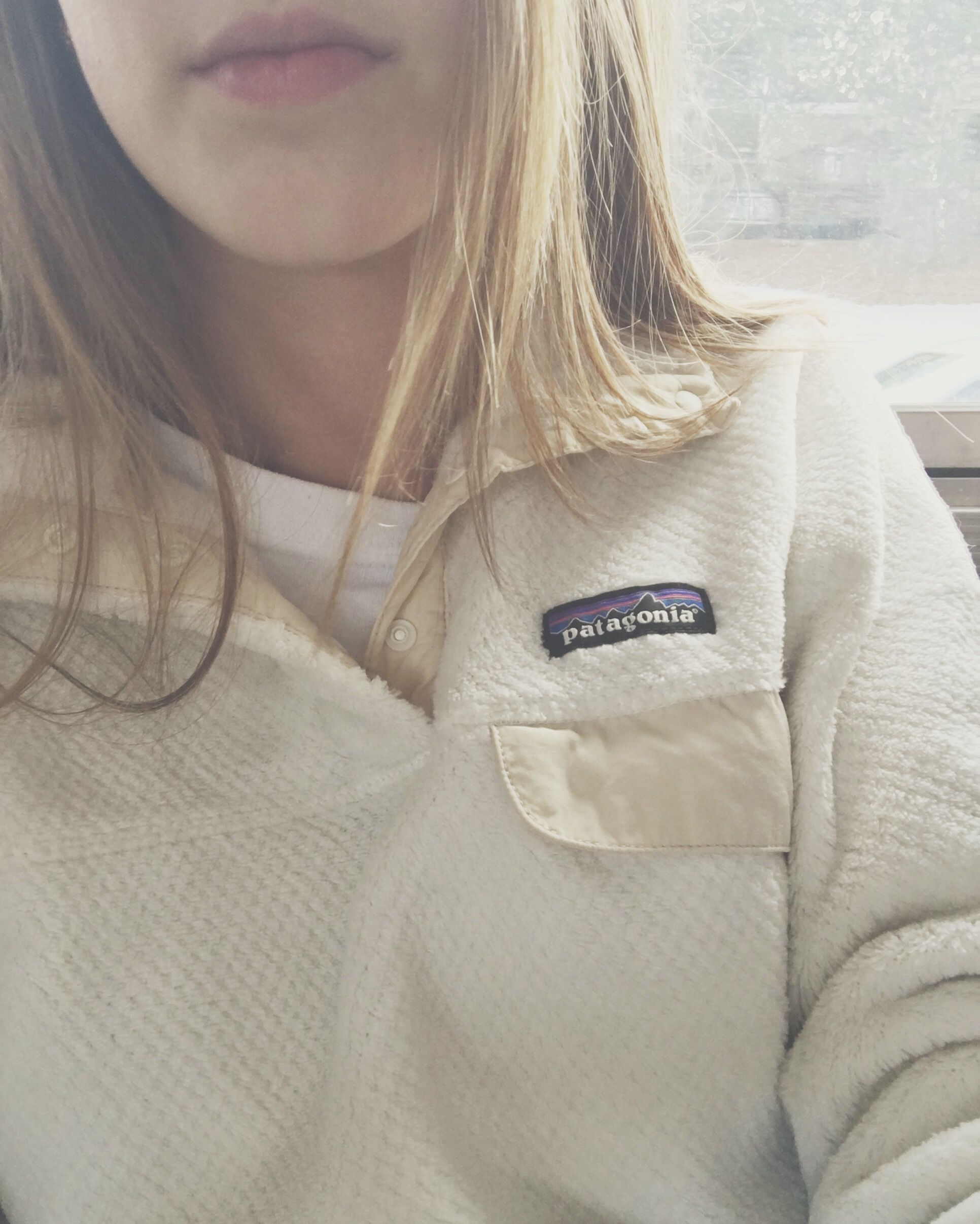 PATAGONIA WOMEN'S RE-TOOL SNAP-T® FLEECE PULLOVER- Raw Linen ...
