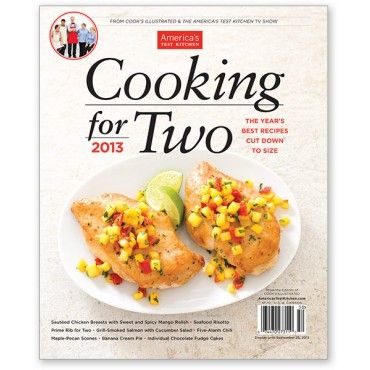 Cooking for Two 2013 Special Magazine Issue