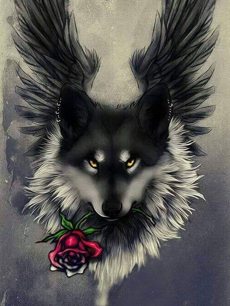 Pin By Michelle Funderburk On Spirit Animal Wolf Wallpaper Wolf