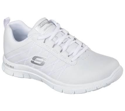 72ec075310 sketchers leather white shoes - Google Search