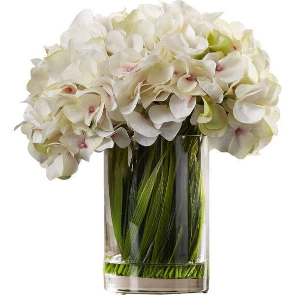 Collingwood Hydrangea Acrylic Water Vase Reviews 362285 Cop