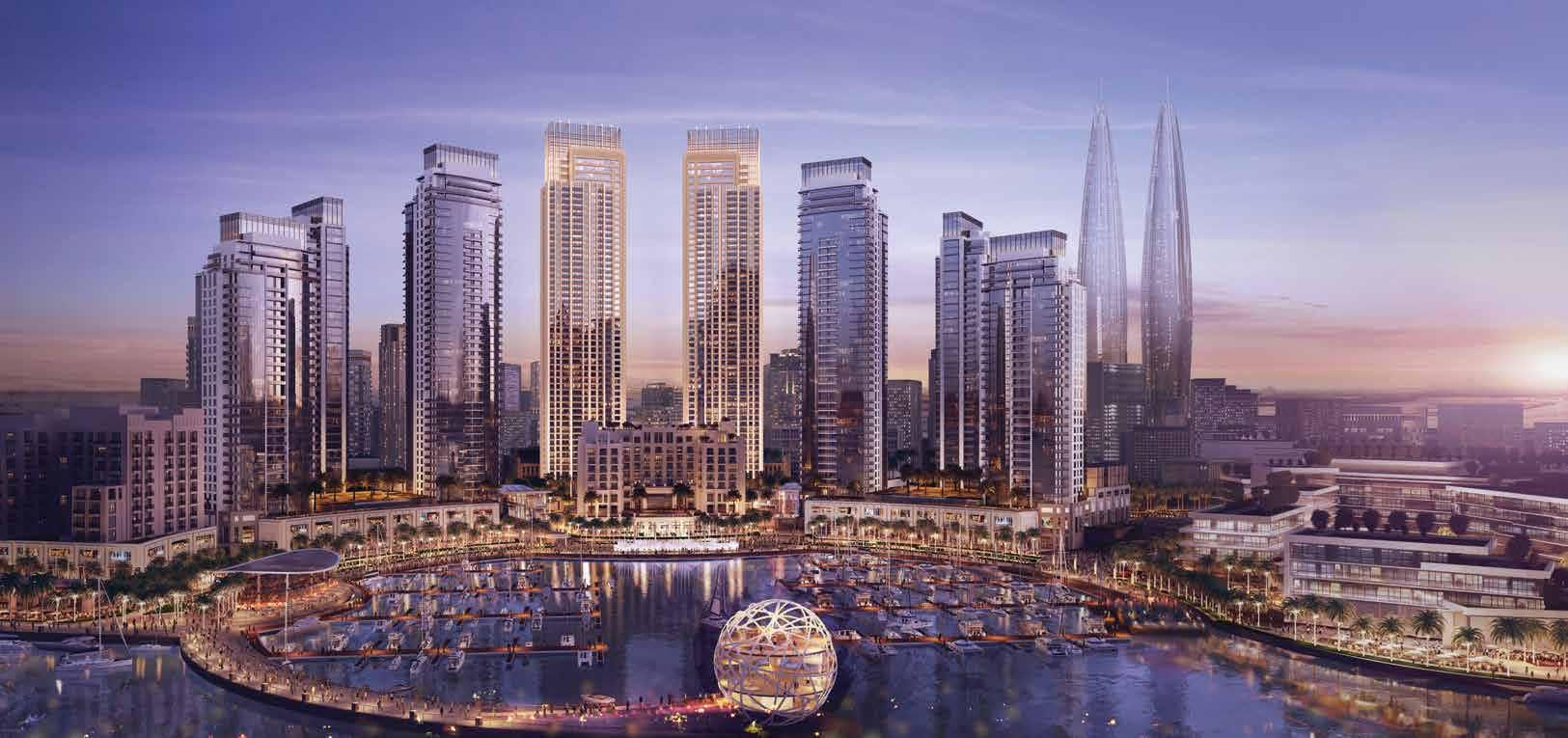 Fine Selection of Luxury Apartments For Sale In Dubai ...
