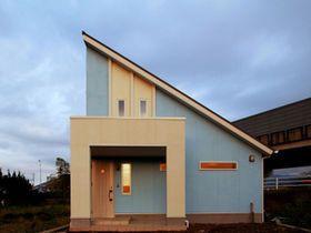 新築 オシャレな片流れ屋根の住宅デザイン参考画像まとめ モダンな