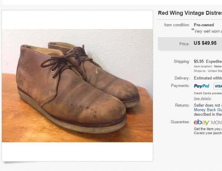 Best Used Shoe Brands to Sell on eBay