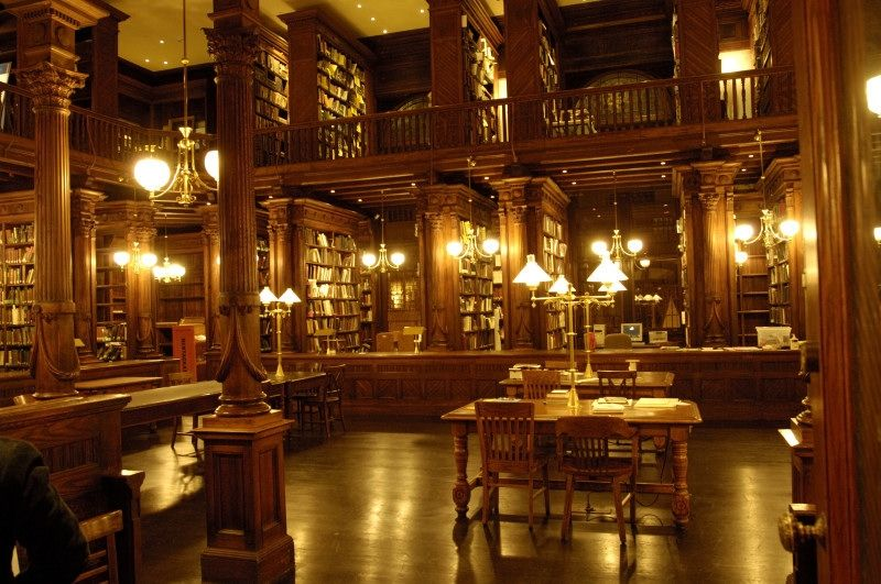 Brooklyn Historical Society Othmer Library Our Landmark