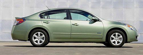 nissan altima hybrid hybrid and electric vehicles pinterest rh pinterest com 2007 nissan altima hybrid manual 2008 Nissan Altima 2.5 SL