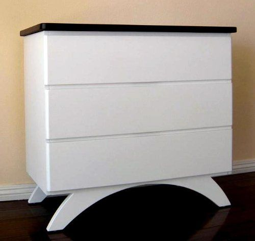 Save $256.58 on Madison Dresser w 3 Drawers in White Finish; only $568.72