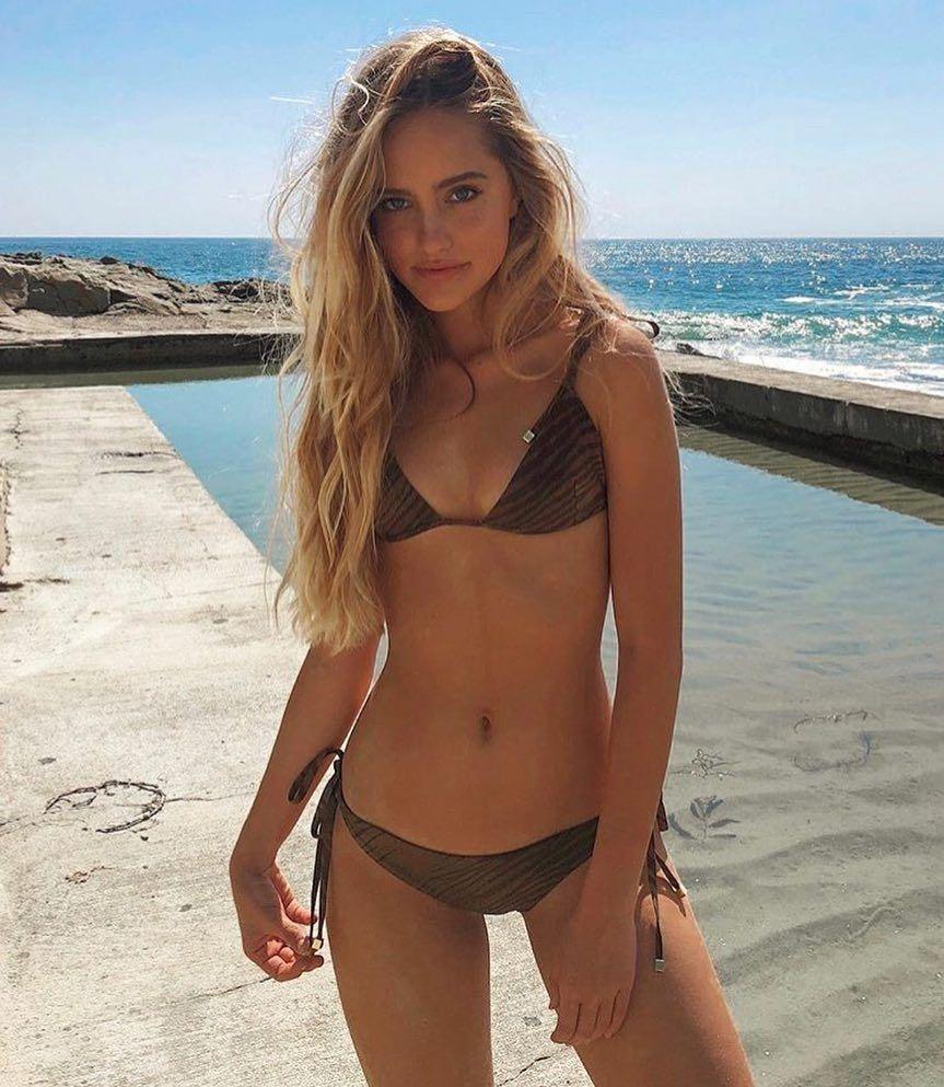 100 Photos of Fit Teen Bikini