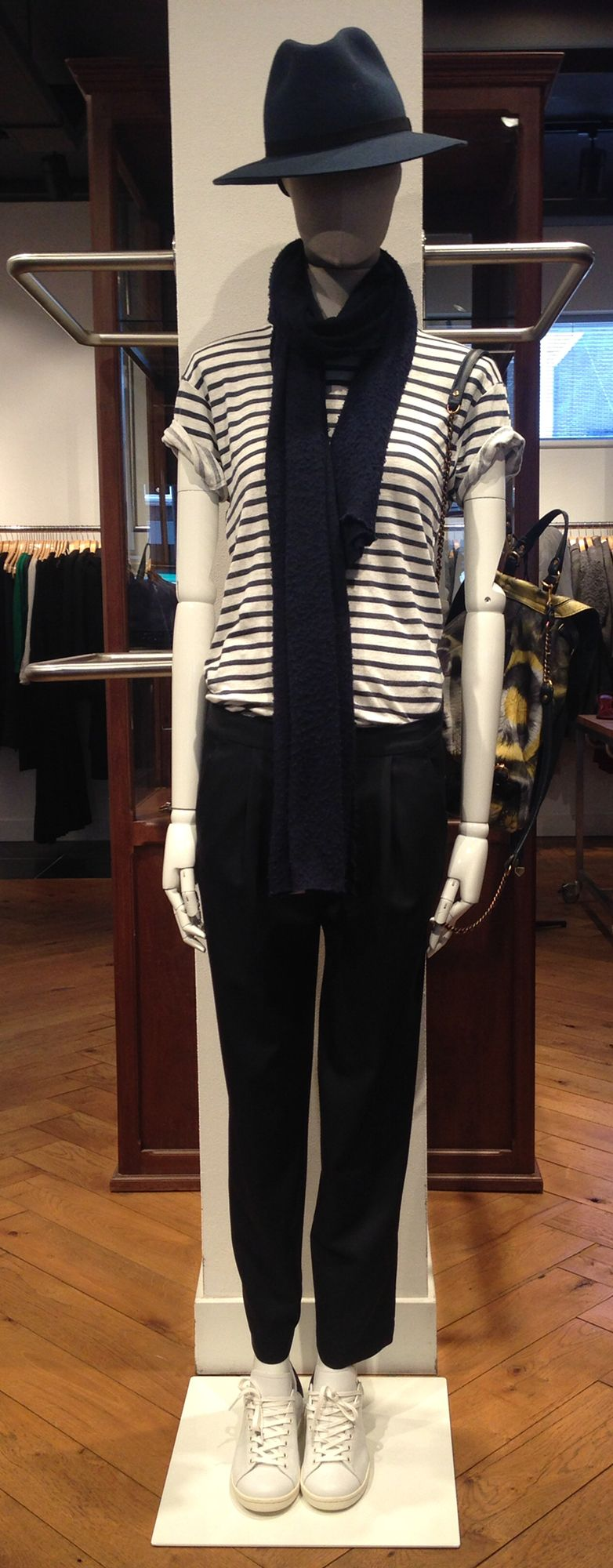Mix & Match ......Isabel Marant en Humanoid