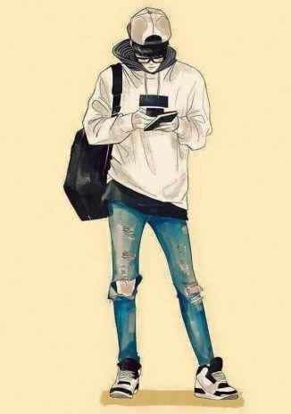 ร ปการ ต นผ ชาย Character Art Concept Art Characters Boy Art