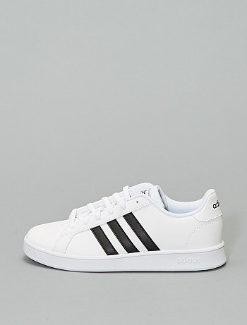 Baskets basses 'Adidas GRAND COURT K' Kiabi | Chaussures
