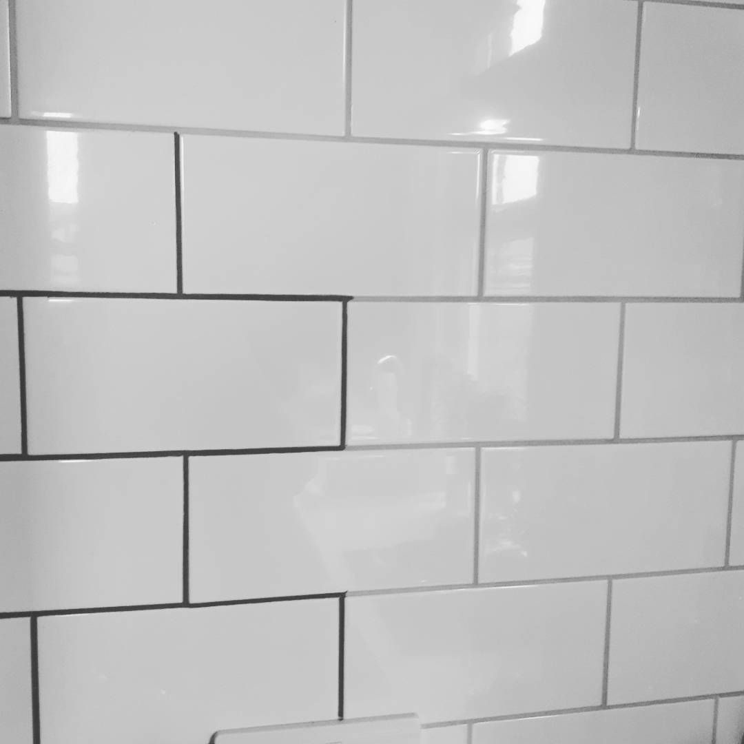 Proof That A 10 Grout Pen Is Capable Of Transforming Your Entire Bathroom Real Simple Grout Pen Shower Grout Grout