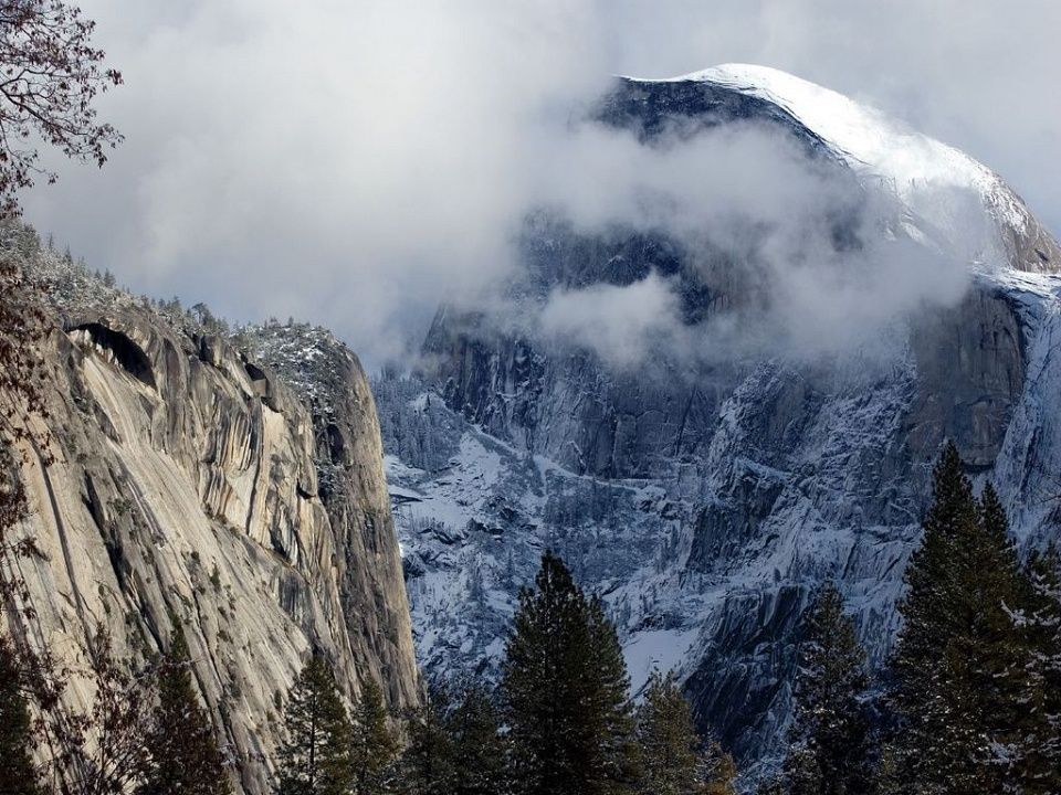 Half Dome Yosemite National Park Half dome yosemite
