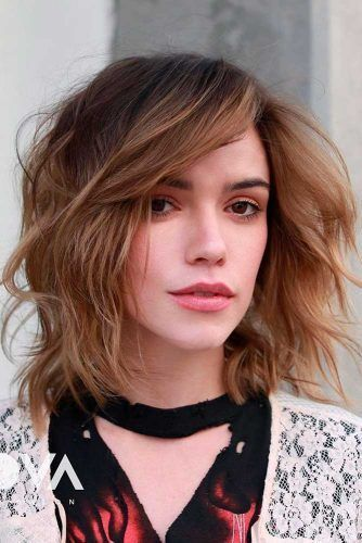 45 Edgy Bob Haircuts To Inspire Your Next Cut  45  #Bob #cut #edgy #Haircuts #inspire #edgybob