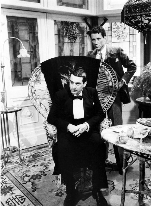 Robert De Niro and James Woods in Once Upon a Time in ...