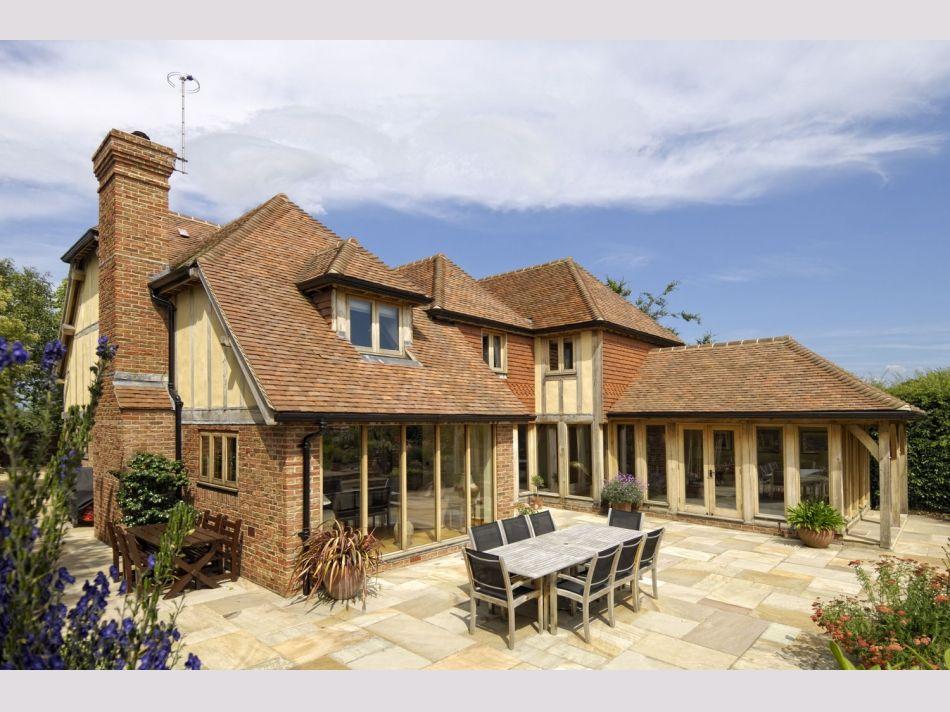 Oak Framed House | Houses2 | Pinterest | House, Oak framed ...