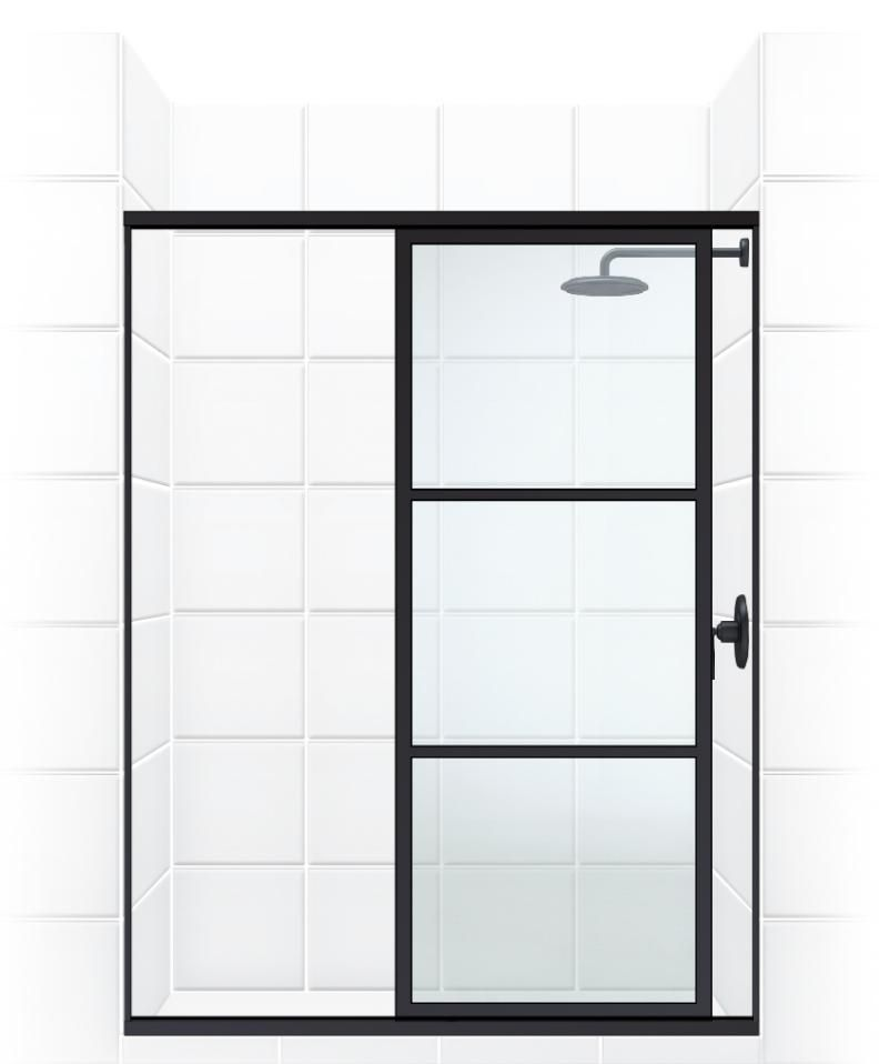 Gridscape 2 Sliding Splash Screen Coastal Shower Doors Sliding Shower Door Coastal Shower Doors Shower Doors