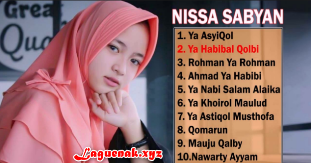 Download Kumpulan Lagu Religi Nissa Sabyan Mp3 Full Album