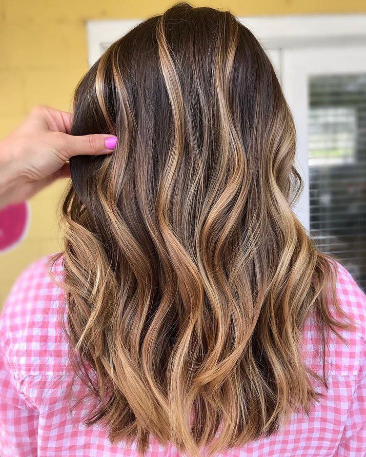 Виды колорирования волос фото