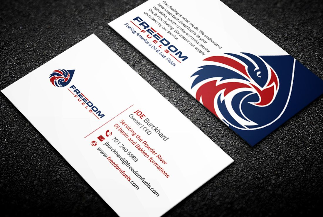 Professional Custom Business Cards Design Businesscard