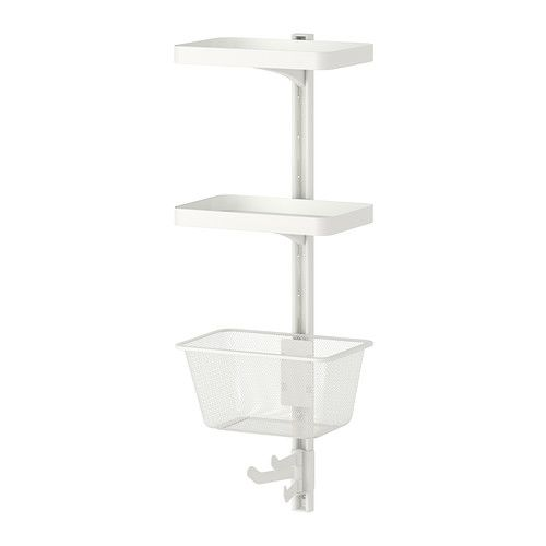 Ikea Us Furniture And Home Furnishings Ikea Algot Ikea Algot Closet Basket Shelves