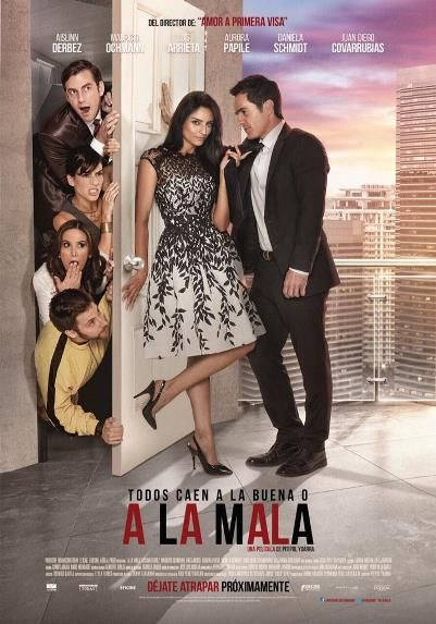 A La Mala Newly Released Poster Elegant Dress Actresses Dresses