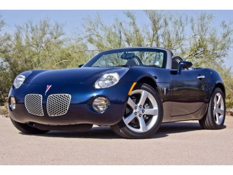 Pontiac Solstice I Got One Just Like This Heehee