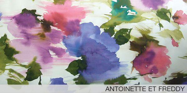 ANTOINETTE ET FREDDY  2 Rue Delpech   Montpellier 34000 France  +33 4 6764 2571 contact@antoinette-freddy.com   antoinette-freddy.com