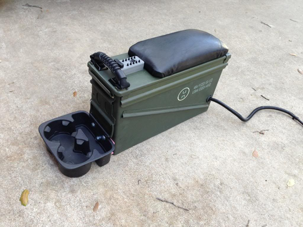 Yet another ammo can project finished jeepforum jeep do it yourself jeep center console where was this when i had a wrangler solutioingenieria Gallery