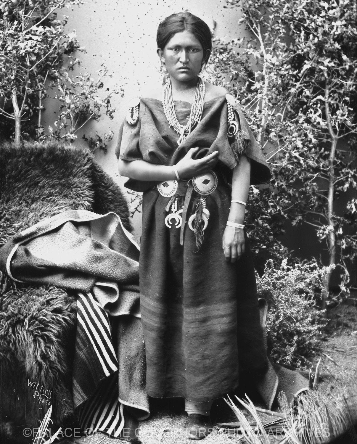navajo indian woman