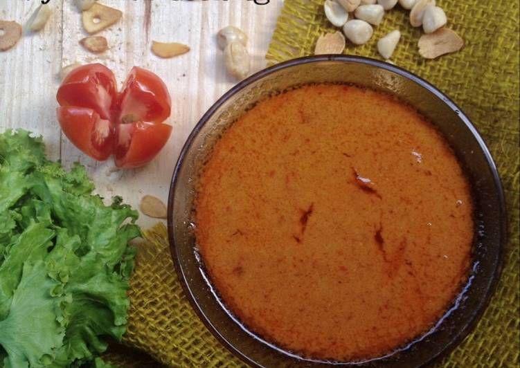 Resep Bumbu Gado Gado Surabaya Oleh Farah S Cooking Resep Makanan Memasak Resep Makanan