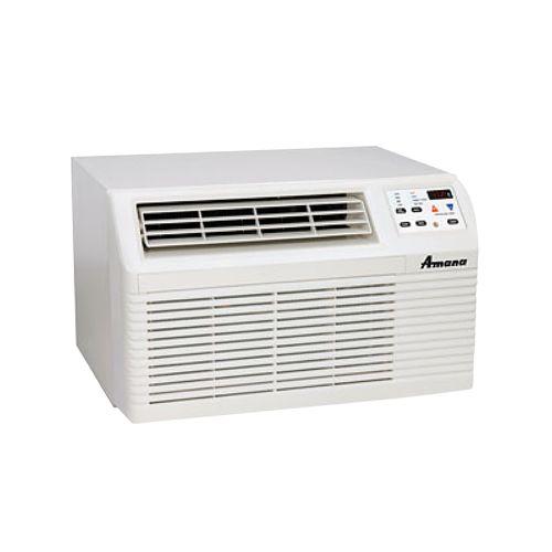 Amana 26 Inch 11000 Btu Thru The Wall Ttw Heat Pump Air Conditioner Wall Air Conditioner Heat Pump Heat Pump Air Conditioner